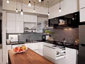 Три бюджетных варианта кухни: Кухня за 100 тысяч- Ценовая классификация